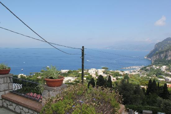 Aiano Bed And Breakfast Capri Italy