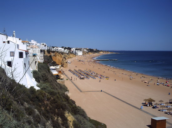 Beach 2 picture of albufeira jardim apartamentos for Albufeira jardin