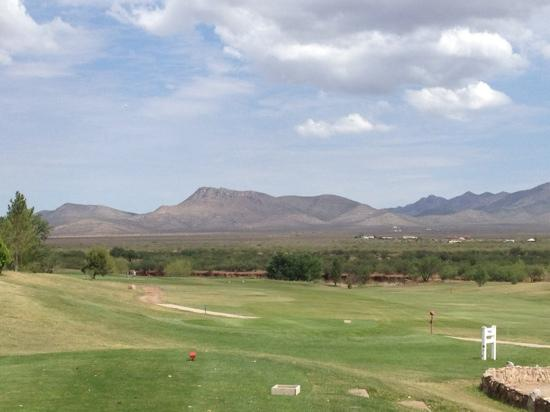 Naco, AZ: Golf course