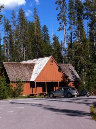 Mazama Village Motor Inn: cabine