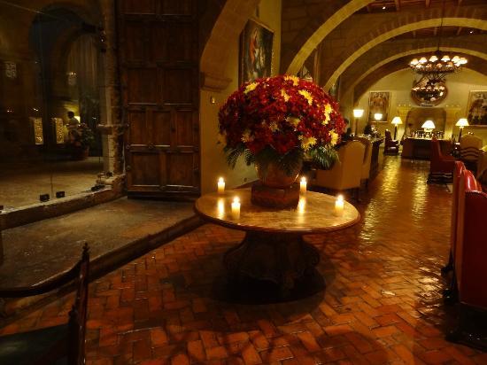 Belmond Hotel Monasterio: Lobby