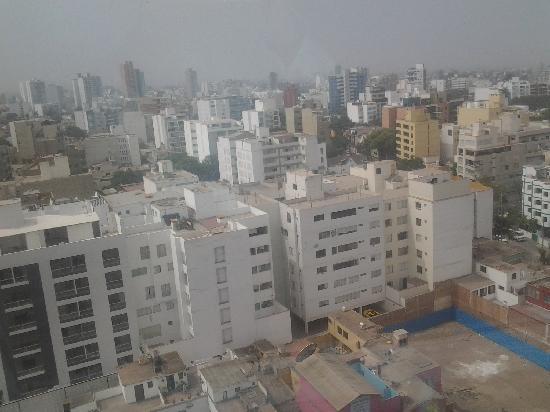 Ibis Larco Miraflores : Ibis Lima Miraflores ~ Room 1479 d View