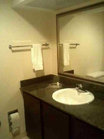 Bathroom Vanities Evansville In bathroom - picture of holiday inn evansville airport hotel