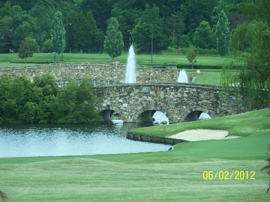 Grandover Resort and Conference Center: golf area