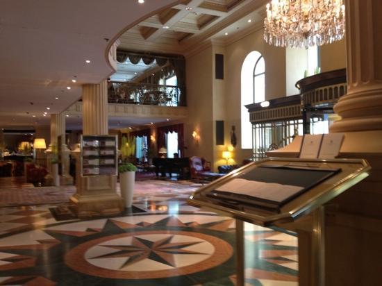 Grand Hotel Wien: holl