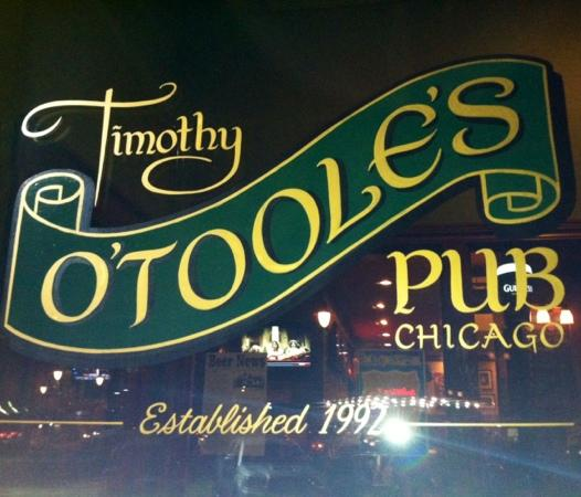 Timothy O'Toole's Pub Gurnee : Great food and Beer