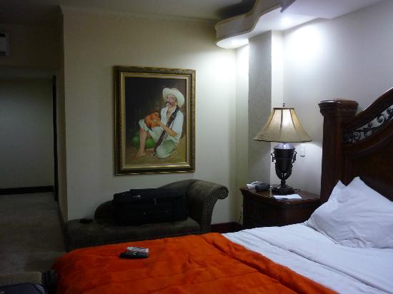 Hotel Gran Mediterraneo: amplia y comoda