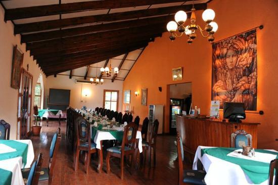 Hotel Puerto Libre: Restaurante