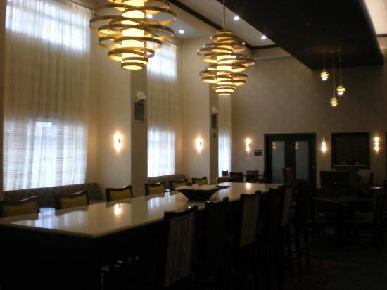 Hampton Inn & Suites Saginaw: Dining Room