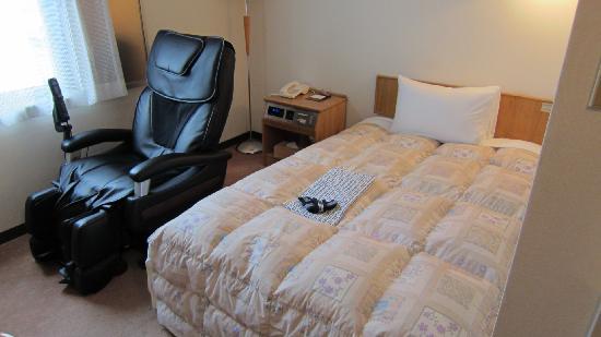 Hotel Oaks Shin-Osaka: 部屋