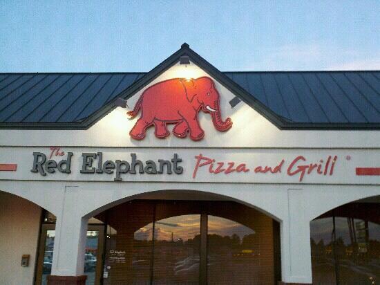 Red Elephant in Dothan, AL