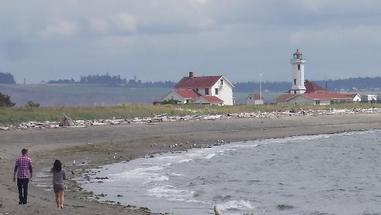 Fort Worden State Park: Point Wilson Lighthouse