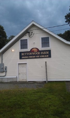 Buttonwood Farm Ice Cream