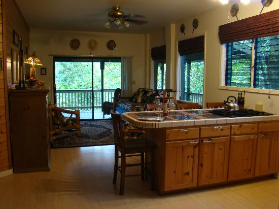 Kauai Country Inn: Family room