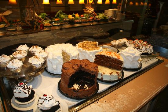 Homemade Desserts Picture Of Cook S Buffet Cafe
