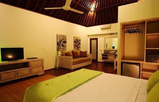 Homestay Bali Starling: kamer boven