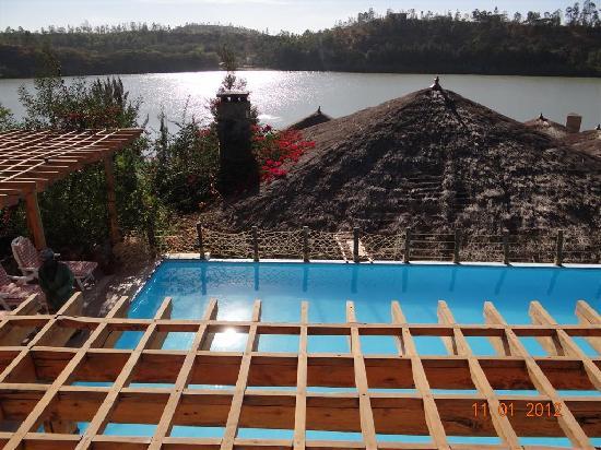 Kuriftu Resort: swimming pool