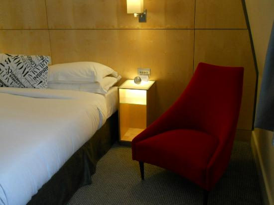 Andaz London Liverpool Street: King Room 558