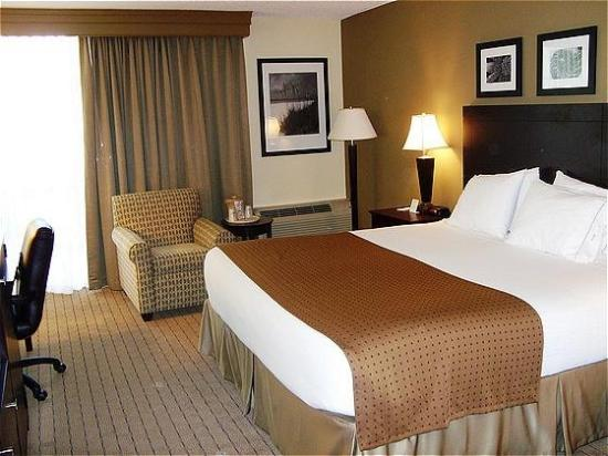 Holiday Inn Express North Palm Beach - Oceanview: Singe Bed Guest Room