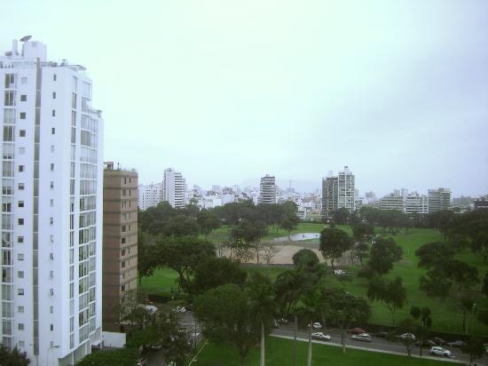 Hotel Libertador Lima: The view