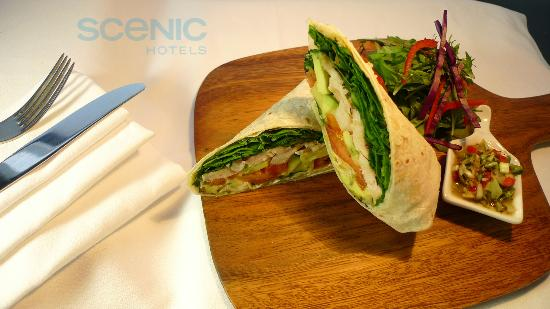MLC Cafe & Bar: Gourmet sandwiches