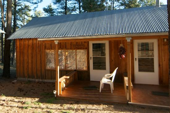 Geronimo Trail Guest Ranch: Cowboy Cabin