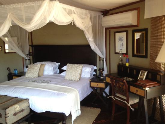 Hamiltons Tented Safari Camp: Room