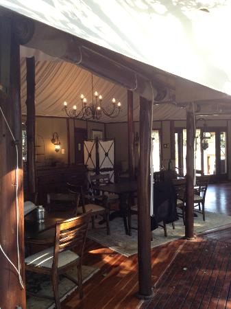Hamiltons Tented Safari Camp: Lobby