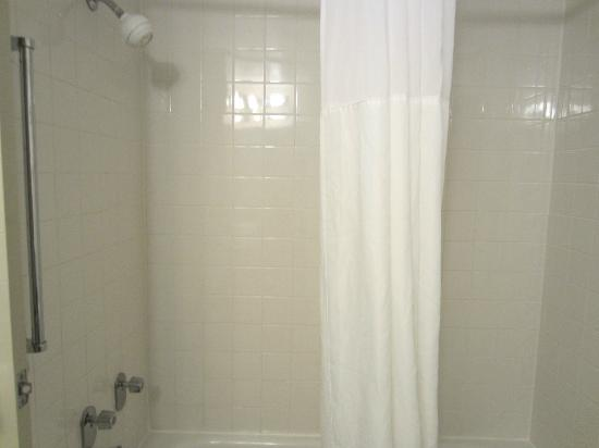 Quality Inn & Suites : immaculate bathroom