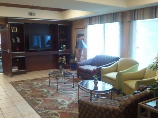 BEST WESTERN PLUS Airport Inn & Suites: Reception Area