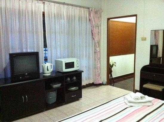 Rawai Beach Guesthouse: Standard n°4