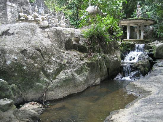 Buddha Garden Ko Samui Picture of Secret Buddha Garden Ko
