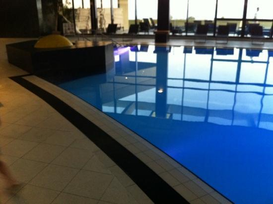 Admiral Grand Hotel : indoor pool
