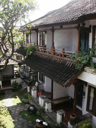 Balisani Padma: View from Basic rooms