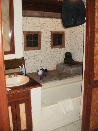 Balisani Padma: Bathroom