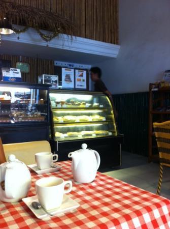 La Boulangerie-Cafe: breakfast at la boulangerie!!