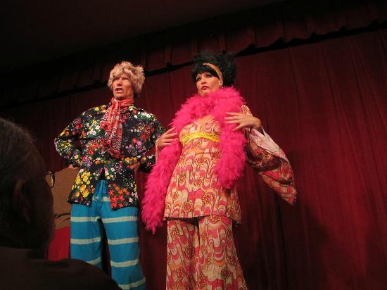 Glenwood Vaudeville Revue: More Laugh In from 2011