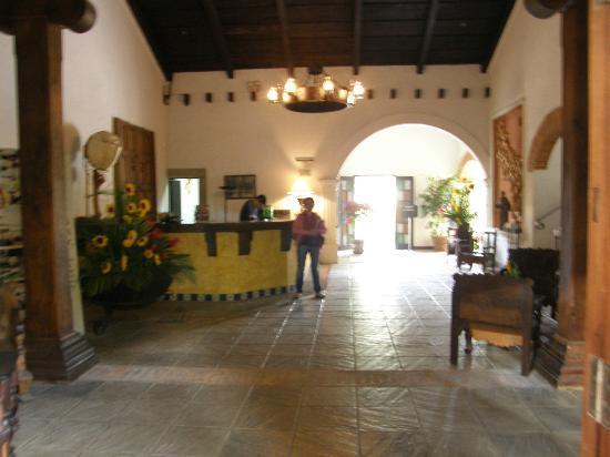 Villa Colonial: ingresso