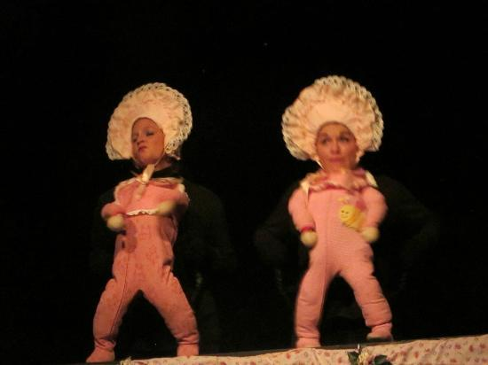 Glenwood Vaudeville Revue: Babies are so funny