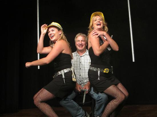 Glenwood Vaudeville Revue : Audience Particapation