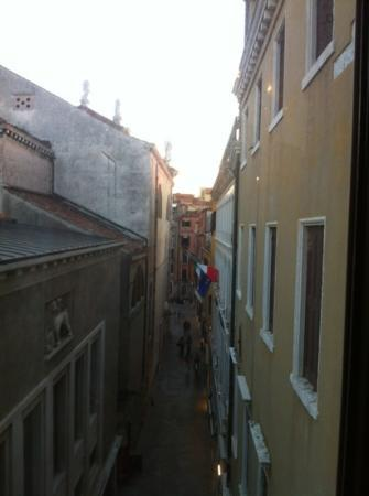 Casanova Hotel : the view from my room 451