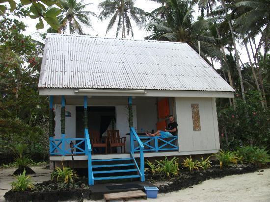Sa'Moana Resort: alofa