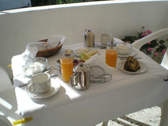 Renetta: fabulous breakfast