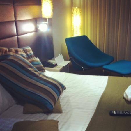 Novotel Newcastle Beach: love the furniture