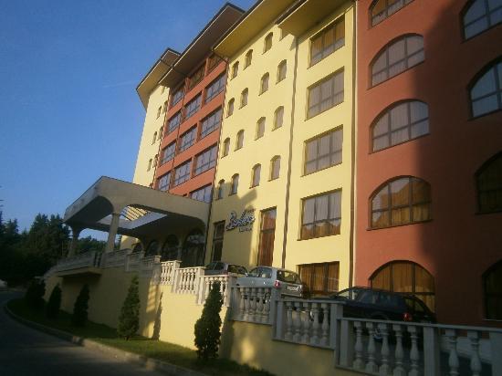 Grifid Hotels Club Hotel Bolero : Facade de lhotel