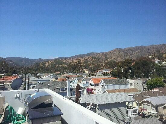 Seacrest Inn: one of the many views from the rooftop