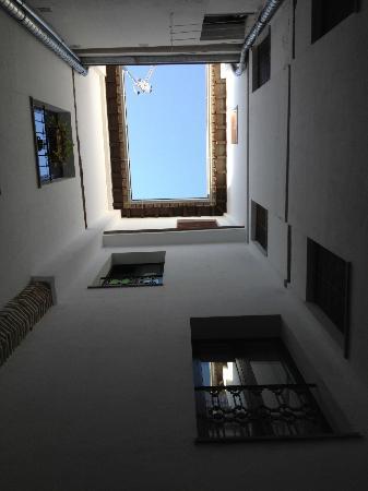 إل جرانادو: view from lobby