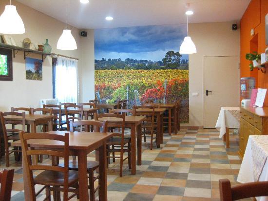 Beitu Centro de Turismo Rural Albergue: Comedor del Hostal