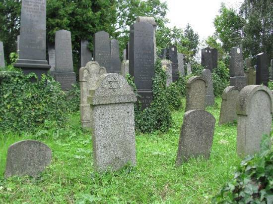 Jewish Cemetery Klatovy