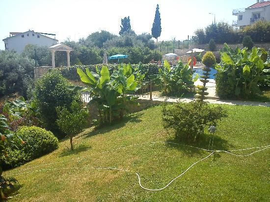 Klaros Residence: jardin et piscine